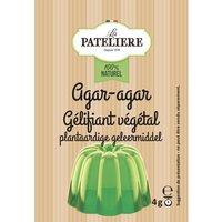 La Patelière LA PATELIERE Agar-Agar Gél.végét St5x4g