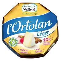 L'Ortolan L ORTOLAN Fromage Léger 10%MG 250g