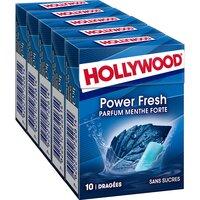 Hollywood HOLLYWOOD Dragées Power Fresh s/s 5x10D