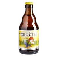 Brasserie d'Achouffe Bière La Chouffe blonde 8% 33cl