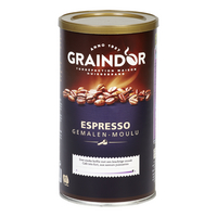 Ethical Coffee Company GRAINDOR Espresso Graindor moulu bt 500g