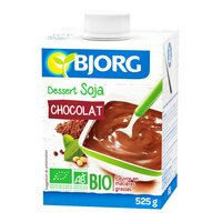 Bjorg BJORG Soja dessert choco bio 525g
