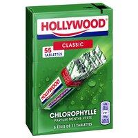 Hollywood HOLLYWOOD Chewing gum Chlorophy. 5x11Tab