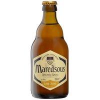 Maredsous Bière blonde Maredsous 6° 33cl