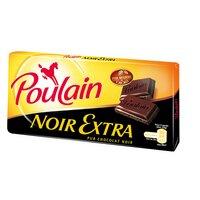 Poulain POULAIN Chocolat noir extra Tab.200g