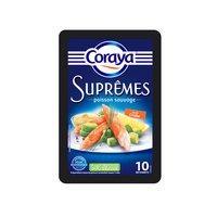 Coraya CORAYA Suprême crabe 10 bâtonnets (156g)