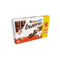 Kinder KINDER Bueno Pk8x2 barres (344g)