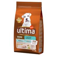 Ultima ULTIMA Chien Mini light poulet St 1,5kg