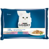 Gourmet GOURMET Perle Les plaisirs de mer 4x85g