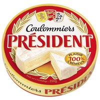 Président PRESIDENT Coulommier 21%MG 350g