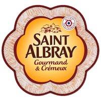 Saint Albray ST ALBRAY Gourmand & Crémeux 34%MG 200g