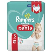 Pampers PAMPERS Baby Dry Pants T.5 x22