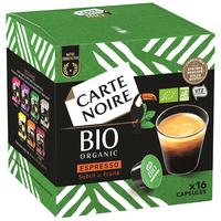 Carte Noire Espresso BIO 16caps - 128g