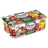 Yoplait PANIER YOPLAIT Fruits rouges 8x130g OD