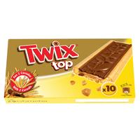 Twix TWIX Top x10 210g